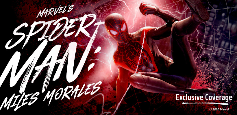 Check Out All Of Our Exclusive Information On Marvel's Spider-Man: Miles Morales