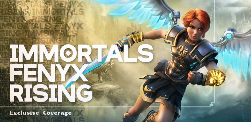 Visit our exclusive Immortals Fenyx Rising coverage hub