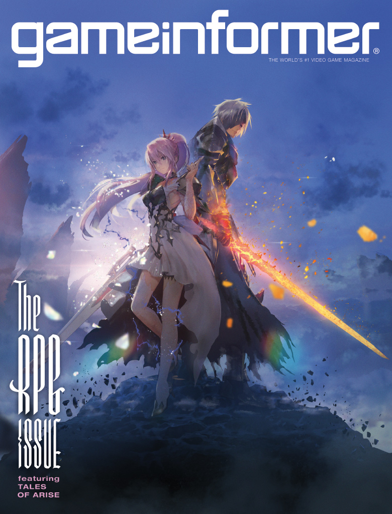The RPG Issue featuring Tales of Arise Cover