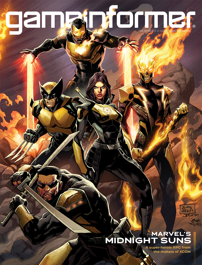 Marvel's Midnight Suns Cover