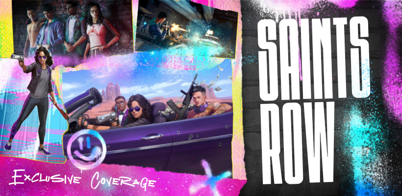 Check Out All Of Our Exclusive Information On Saints Row