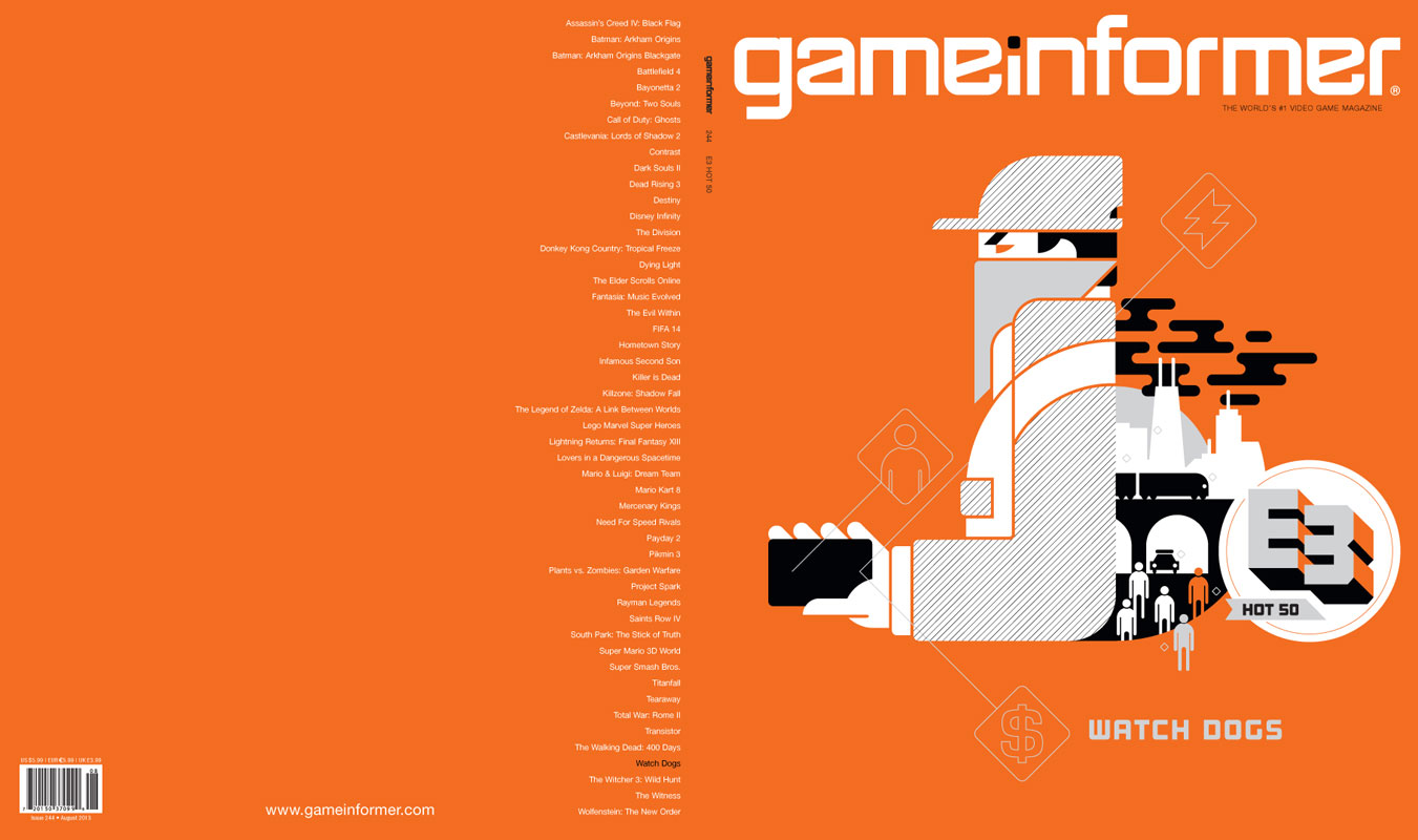 Cover Gallery - Game Informer