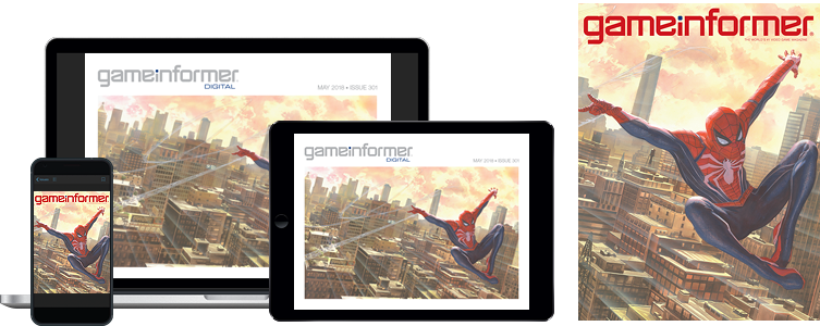 Subscribe - Game Informer