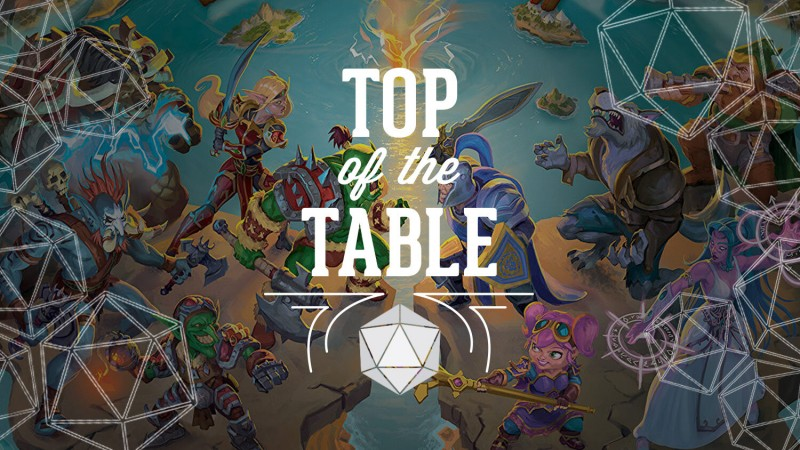 Top Of The Table – Small World Of Warcraft