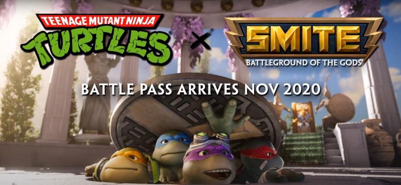 The Teenage Mutant Ninja Turtles Are Coming To Smite