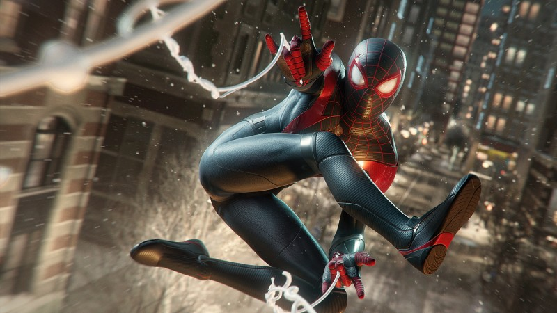 <div>Exclusive Look At Spider-Man: Miles Morales' First Boss Battle</div>