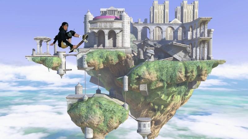 <div>Super Smash Bros. Hyrule Stage Recreated In Tony Hawk's Pro Skater 1 + 2</div>
