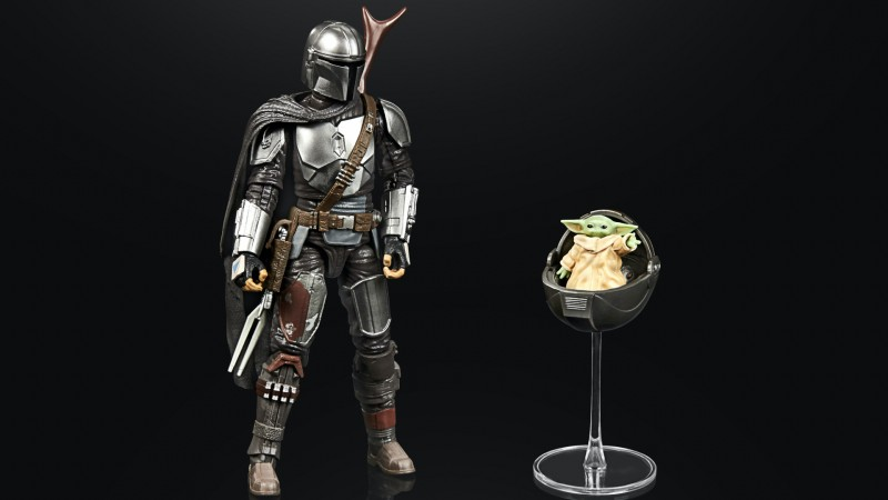<div>Hasbro's Mando Mondays Kicks Off With New The Mandalorian Figures</div>