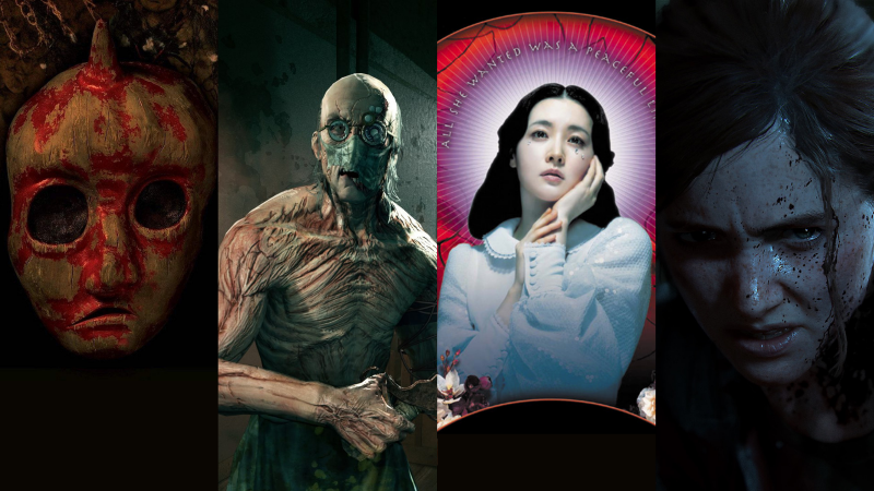 Four Scary Movies For Horror Game Fans