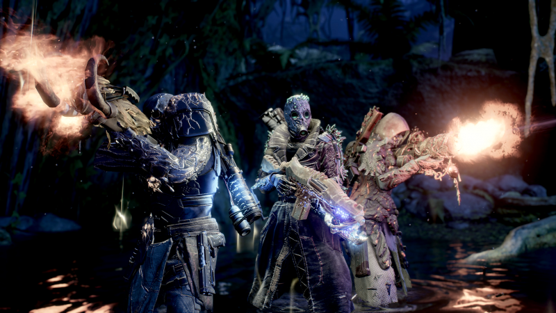 New Outriders Video Showcases Post-Campaign Content And Technomancer Deep Dives