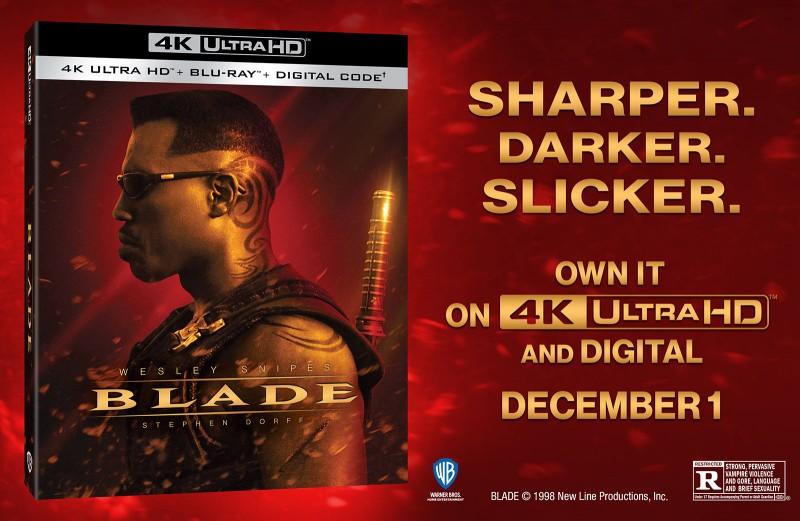Giveaway: Blade 4K Ultra HD Digital