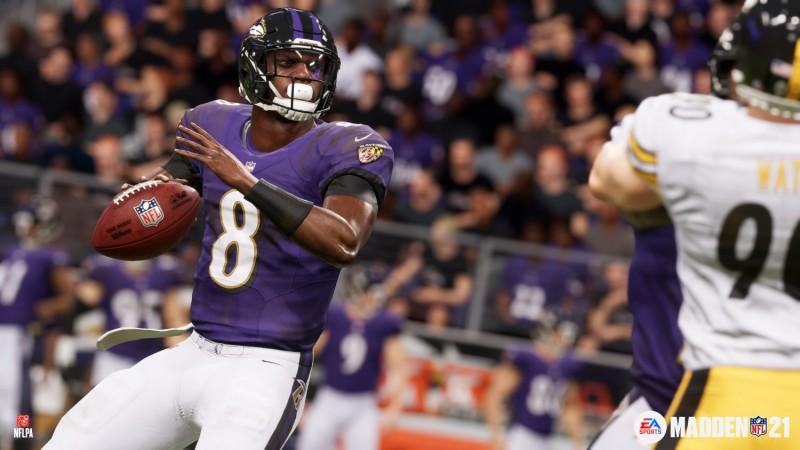 Madden NFL 21 pour PS5 et Xbox Series X / S