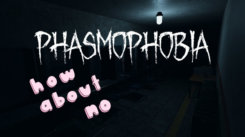 <div>First Look At New Phasmophobia Prison Level Looks Like A Big Pile Of