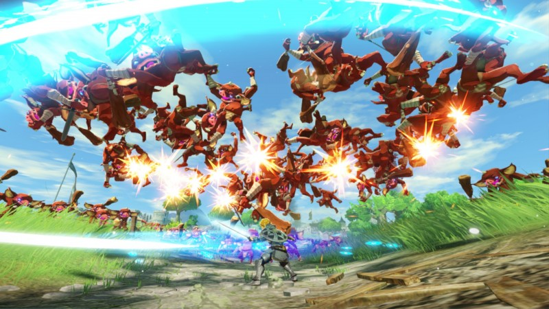 Hyrule Warriors: Age of Calamity Review – Well-Worn Fanservice