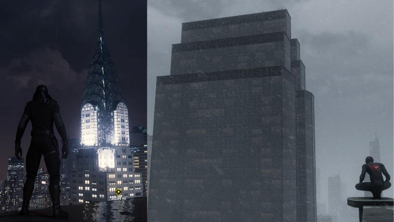 Spider-Man: Miles Morales Doesn't Have the Chrysler Building Due to Copyright Issues