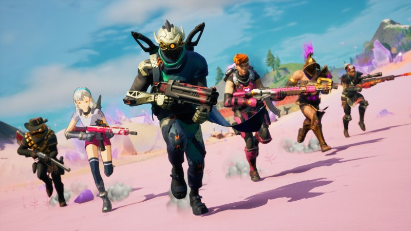 Fortnite Chapter 2 Season 5 Adds Baby Yoda Hunters Quests And More Game Informer Here's how you can unlock the new star wars cosmetics. fortnite chapter 2 season 5 adds baby