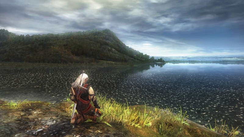 GOG Galaxy Users Can Snag The Original Witcher Game For Free