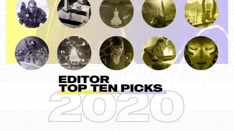 Editor Top 10 Picks Of 2020