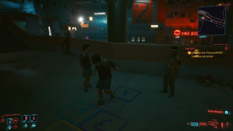 Kids In Cyberpunk And Valhalla Should Be Seen And Heard 2
