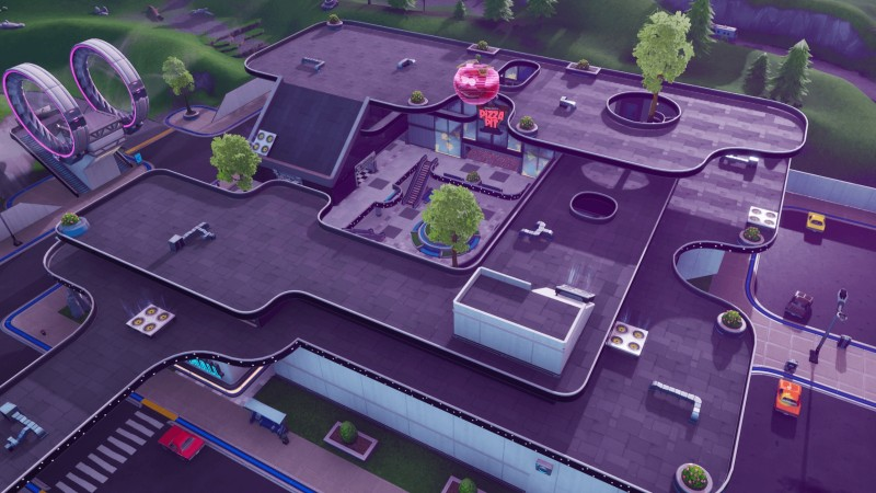 Epic Games Is Converting A Shopping Mall Into Its New Headquarters
