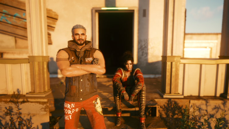 Play Cyberpunk 2077 In Third Person With This Mod