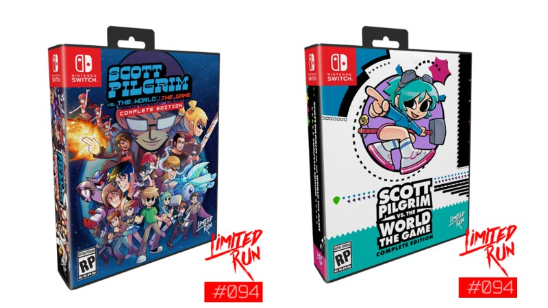 Scott Pilgrim vs The World: The Game - Complete Edition Has Physical Copies On The Way 3