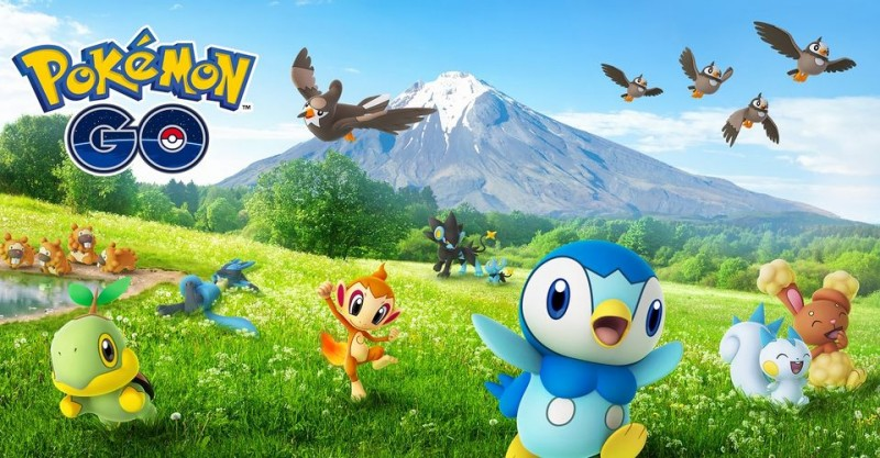 Everything You Need To Know About Pokemon GO Sinnoh Celebration Event