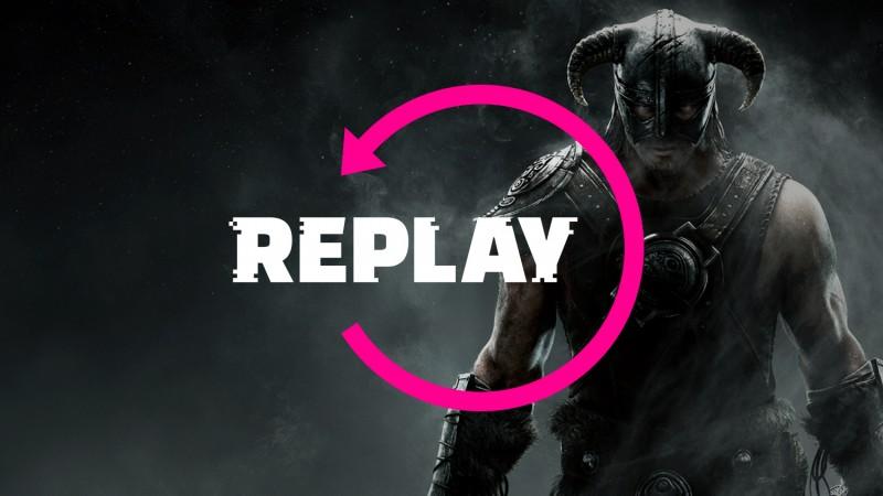 Replay – The Elder Scrolls V: Skyrim Special Edition