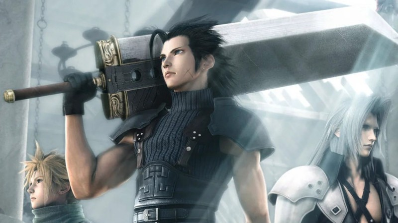 Square Enix Files New Final Fantasy Trademarks, Igniting Crisis Core Remake Wants