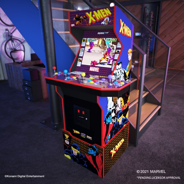 <div>Arcade1Up Announces New Cabinets For X-Men, Dragon's Lair, Killer Instinct, And More</div>