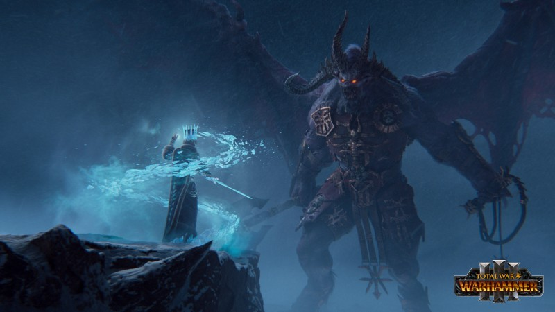 Sega Announces Total War: Warhammer III 2