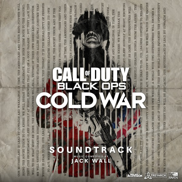 cod black ops cold war soundtrack art |  RPG Jeuxvidéo