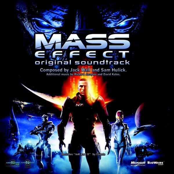 mass effect ost cover | RPG Jeuxvidéo
