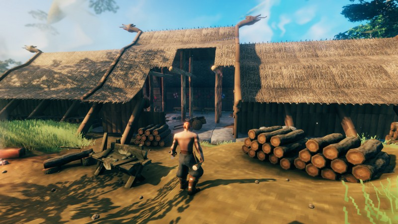 How To Get Started In Norse Survival Game Valheim 2