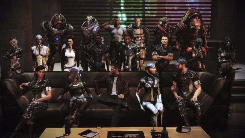 What To Expect With Mass Effect Legendary Edition 5