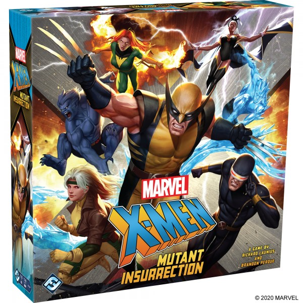 Top Of The Table – X-Men: Mutant Insurrection 3
