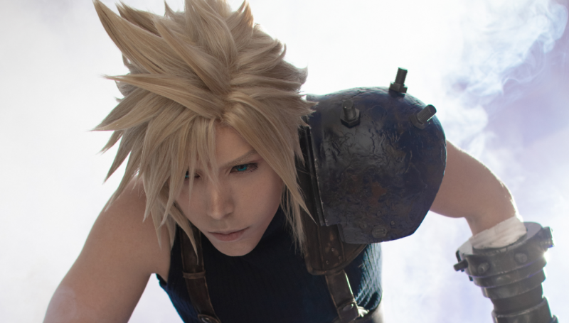 This Final Fantasy VII Remake Cosplayer Brings To Life Cloud, Vincent, And More