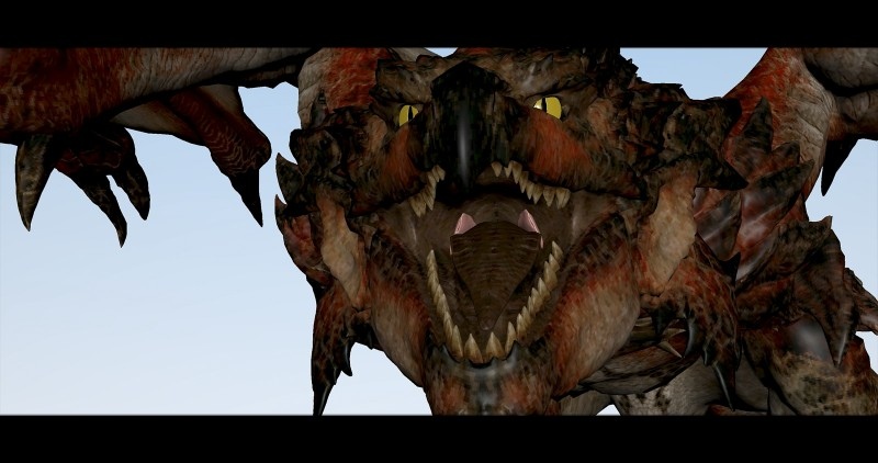 Creating The Iconic Beasts Of The Monster Hunter Movie