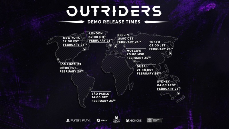 Everything You Need To Know About Next Week's Outriders Demo 2
