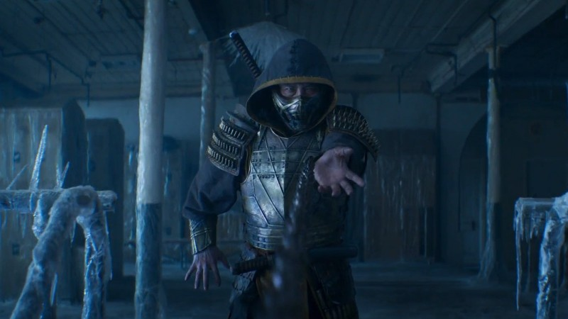 Mortal Kombat Film Debuts With A Bloody, Action-Packed Trailer
