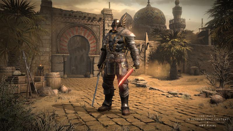 A Diablo II Remaster, Diablo II: Resurrected, Arrives This Year