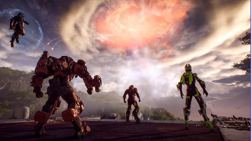 Anthem 2.0 Canceled By BioWare