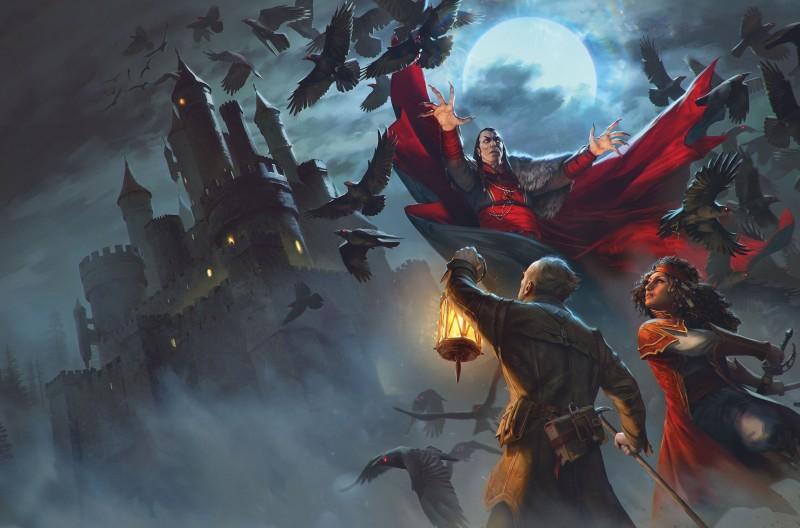 D&D Returns To Gothic Horror With Ravenloft Setting