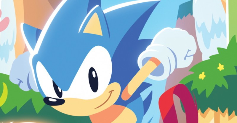 Sonic The Hedgehog 30th Anniversary Comic Announced By IDW
