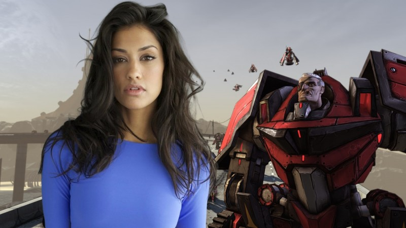 Borderlands Movie Casts Janina Gavankar As Commander Knoxx