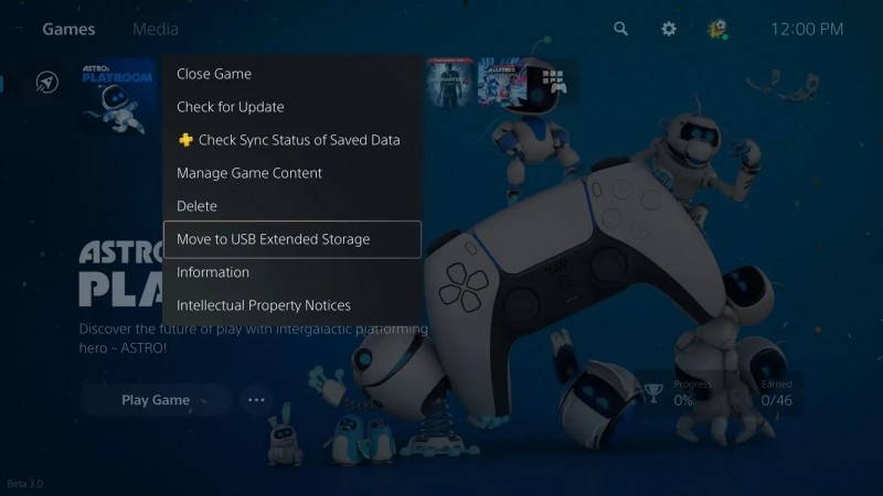 New PS5 April Update Adds Storage Options, New Social Features, And App Improvements