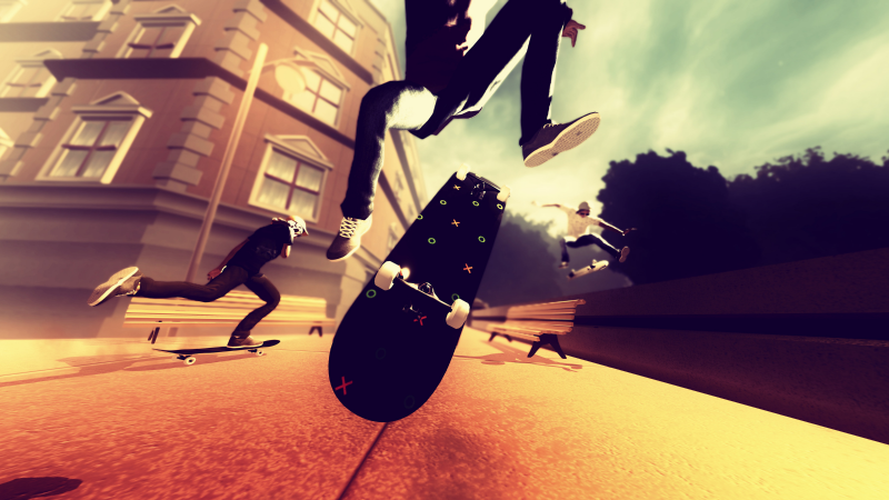 Skate City Gets Release Date For Console And PC