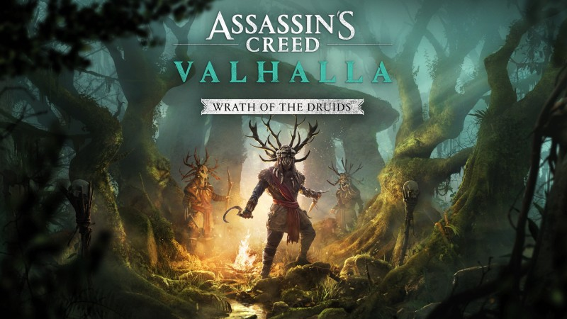 Assassin's Creed Valhalla: Wrath Of The Druids DLC Delayed Until May