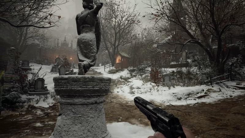 Resident Evil Village: Exclusive Environment Tour (4K)