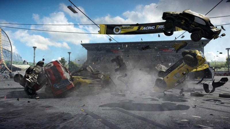 <div>Wreckfest Looks Stunning On PlayStation 5, See How It's Different</div>